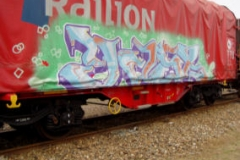 Graffiti Railion